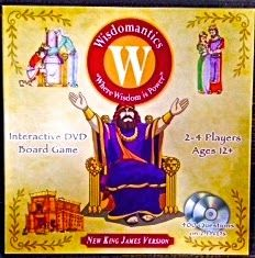 Chat with Vera: Game time! Learning the wisdom of King Solomon with WISDOMANTICS (interactive DVD Board-game)--Giveaway #Wisdomantics