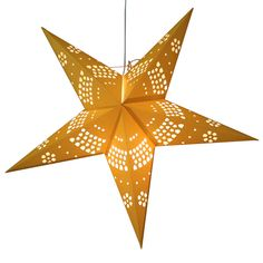 Honey comb yellow latticed gray star Lamps http://www.29june.com/index.php/paper-stars.html