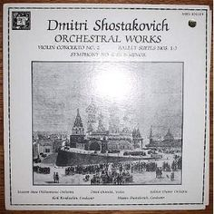 Dimitri Shostakovich Orchestral Works: Violin Concerto No.2, Ballet Suites Nos. 1-3, Symphony No. 6 in B Minor (Vinyl)  http://www.amazon.com/dp/B001ICZ5AO/?tag=heatipandoth-20  B001ICZ5AO  For More Big Discount, Visit Here http://amazone-storee.blogspot.com/
