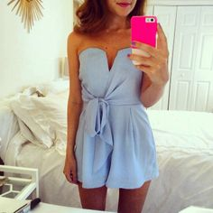 loving rompers, and this one looks like it would actually be long enough for me