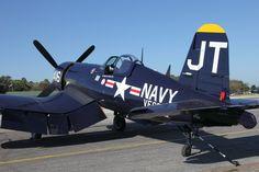 """F4U-4 Corsair """"Korean War Hero"""" - Photorecon.net"""