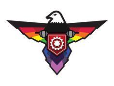 Full color Folkhack logo