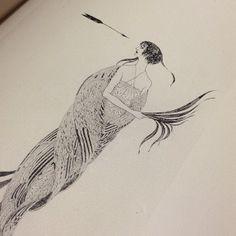 """アラステア ・ドローイング集(アメリカ/1925) - """"Fifty drawings by Alastair"""",1925"""