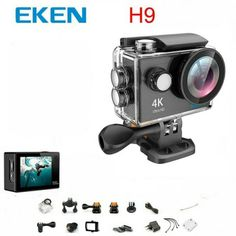 """https://myoutubecom/watch?v=l4u0wUH_Bkw    Standard: Camera + Accessories set as photo shown  Specifics Memory Card Support   32G Wideangle   170 Effective MegaPixel   About 12MP WIFI Support   Yes Wateroof   Yes Image Stabilization   No Image Stabilization Volume   59.3*24.6*41.1mm Screen Size   2.0"""" Package   Yes  Additional Function   Support WIFI Image Sensor   OmniVision Series Built-in Memory Size   Non Brand Name   eken Remote Control Support   ..."""