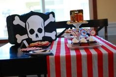 16 boy party ideas we love - awesome resource - like this pirate party - www.spaceshipsandlaserbeams.com Pirate Birthday, Pirate Party, Boy Birthday, Birthday Parties, Birthday Ideas, Adult Crafts, Crafts For Kids, Recycled Crafts, Diy Crafts