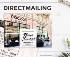 Corporate Design, Web Design, Shops, Flyer, Grafik Design, Home Decor, Writing Paper, Business Cards, Postcards