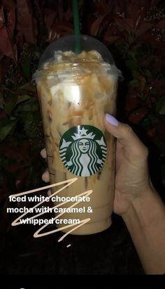 ☆lillian 🌙☆ Source by Drink Starbucks Diy, Bebidas Do Starbucks, Secret Starbucks Drinks, Starbucks Secret Menu Drinks, How To Order Starbucks, Decaf Starbucks Drinks, Best Starbucks Iced Coffee, Starbucks Flavors, Healthy Starbucks Drinks