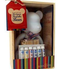 olive loves alfie designer popobe bear  £46.99