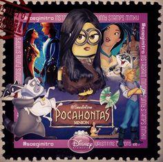 Pocahontas Minion 7 of 12