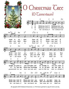 1000+ images about Christmas Sheet Music Printable on Pinterest