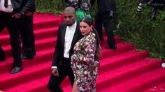 Die Tochter von Kayne West und Kim Kardashian ist da!