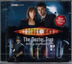 Dr Doctor Who The Doctor Trap Mint Audio Adventure with David Tennant and Donna 1408410230 | eBay