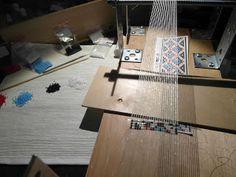 Pracownia biżuterii artystycznej EmiLa: Beading loomwork compilation