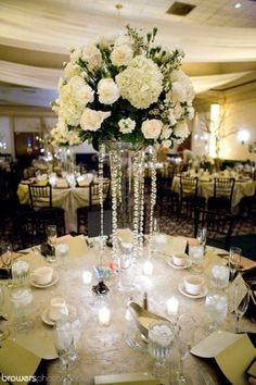 sisters floral design studio: Glitz and Glamour