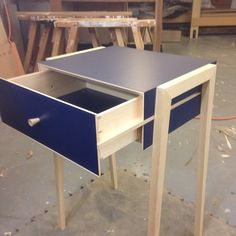Homemade Formica table