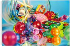 Sarah Graham - Pick and Mix Sarah Graham Artist, Juan Sanchez Cotan, Memento, Food Artists, Decoupage, Candy Art, Pick And Mix, A Level Art, Realistic Paintings