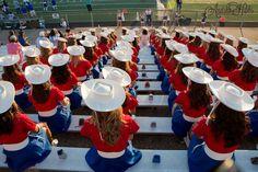 Kilgore College Rangerettes Game Day