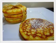 Pancakes wg Nigelli