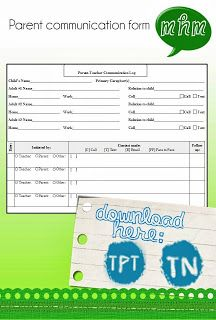 Miss, Hey Miss! Parent communication log for teachers! Parent Communication Forms, Parenting, Classroom, Success, School, Class Room, Childcare, Natural Parenting