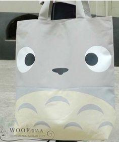 My Neighbor Totoro Tote bag $15