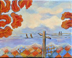 Quilts On a Wire - Melinda Payne
