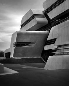 Zaha, Hadid, architect, france, montpellier, south, concrete, Mediterranean, Europe, shape, form