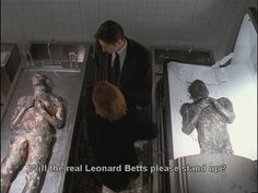Mulder and Scully Quotes | leonard betts on Tumblr