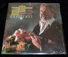 Kenny Rogers Christmas LP Album Vinyl 1981 Liberty/Capitol Records #Christmas