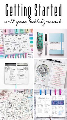Wondering how to bullet journal? Check out this guide which will walk you through the set up step-by-step! If you're looking for bullet journal ideas for 2019 they're all here! Bullet Journal For Beginners, Bullet Journal How To Start A, Bullet Journal Writing, Bullet Journal Spread, Bullet Journal Layout, Bullet Journal Ideas Pages, Bullet Journal Inspiration, Bullet Journals, Medan