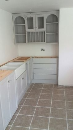 Fitted Kitchens, Pine Kitchen, Beautiful Kitchens, Kitchen Furniture, Cornwall, Tile Floor, Kitchen Cabinets, Search, Home Decor