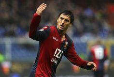 Officielt: Burdisso får to år mere i Genoa!