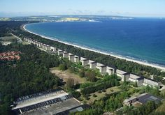 Lying on a mesmerizing bay between Sassnitz and Binz, Prora is more than 70 years old.
