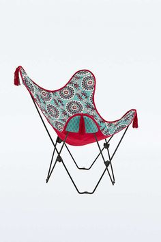 Medallion Butterfly Chair Cover - Urban Outfitters