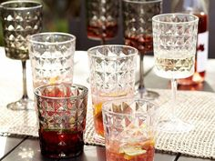 Quilted Acrylic Drinkware