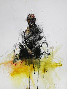 Dessins | Christophe Hohler | Artiste peintre plasticien en Alsace