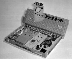 Sony TR-2K transistor radio kit