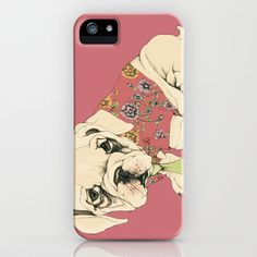 he would never do it, 2 iPhone & iPod Case by Cecilia Sánchez - $35.00