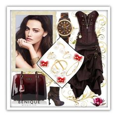 """benique.com"" by ane-twist ❤ liked on Polyvore featuring LARA, L.K.Bennett, Michael Kors and benique"