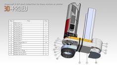 DIY Absaugung Stepcraft 2 für Kress Motore (o.ä.) › 3D-PRO.eU