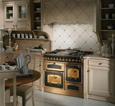 Range Cooker production Italy - Restart Florence Kitchens Kitchens Made in Italy Metal kitchens and accessories Range Cooker Taps Copper Hoods Copper Hoods Stainless
