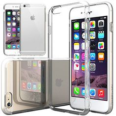 Caseology iPhone 6 Plus Scratch-Resistant Clear Back Cover