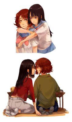 kumirei Yuri, Ships, Tumblr, Random, Fictional Characters, Boats, Fantasy Characters, Glass