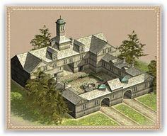 #gondor_mayors_palace_ Medieval Total War Buildings