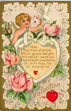 682 best victorian greeting cards images on pinterest etchings free victorian valentine cards hearts and flowers m4hsunfo