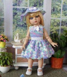 Tonner Patsy, Ann Estelle, 10 inch doll Outfit by MARTHA's Fashion!! BJD OOAK #ooak