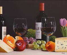 Original Oils by Roberto Salas The Originals, Artist, Artwork, Food, Work Of Art, Meals, Artists