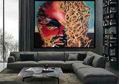 Graz Galerie Flat Screen, Artist, Painting, Home Decor, Graz, Homes, Kunst, Blood Plasma, Decoration Home