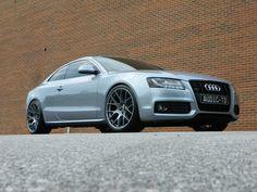 BBS CH-R 20x10.5 et25 Square in Titanium - Audi A5 Forum & Audi S5 Forum