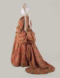 The late 1670s saw a new development in the style of women's dress that would have a far-reaching effect throughout the following century