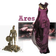 """Greek God - Ares"" by liz-7695 on Polyvore"